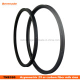 Super Lightweiht Hookless Carbon 29er MTB Rim, Carbon Bicycle Rim