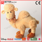 Safety New Stuffed Animal Plush Camel Soft Toy for Kids