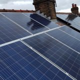 3000 Watt Home Rooftop Solar Panel System