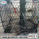 Hot Dipped Galvanized and PVC Coated Hexagonal Mesh for Crab Pot