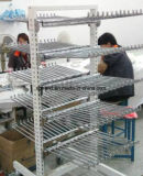 Shopfitting Chrome Metal Steel Accessories Wire Display Hook