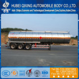 Stainless Steel Flammable Liquid Tank Transport Semi-Trailer