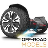 Warrior 8.5 Inch All Terrain off Road Balancing Hover Board with Speakers and LED Lights