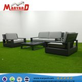 2018 New Design Fabrics Furniture Sofa Set with Recliner