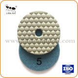 Factory 3′′ Flexible Diamond Floor Marble Granite Dry Polishing Pad