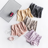 Young Girl Cotton Breathable Underwear Soft Colors Underpants
