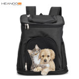 Airline Travel Approved Pet Backpack Carrier with Mesh Window