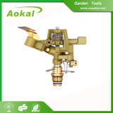 High Quality Brass Irrigation Sprinkler Metal Impulse Sprinkler