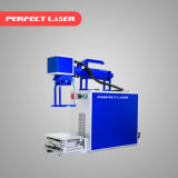 Handheld Portable Steel Metal Fiber Laser Engraving Machine with Ce