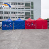 300d Polyester Folding Tent UV Protection Pop up Tent for Outdoors Promotion Event