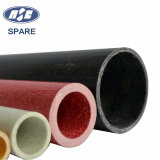 High Strength Pultruded Fiberglass Round Tube/FRP Pultruded Tube