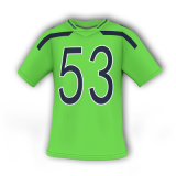 Custom Polyester Rugby Uniform Cheap Rugby Jersey