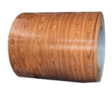 Wholesale Price Wood Aluminum Colored Coil for Construction