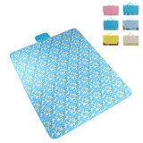 New Design Folding Waterproof Camping Picnic Mats/Printed Oxford Fabric with PVC Coating