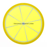 New Design Shape PVC Coaster for Cup Rubber Drink Coasters