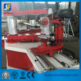 New Condition Automatic Spiral Cardboard Paper Tube Core Making Machine