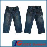 Children Cotton Patches Denim Pants (JC5131)