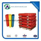 26X100mm Plastic Mesh Safety Fence