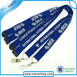 Factoty Price Custom Design Metal Hook Lanyard