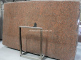 G562 Maple Red Granite Tile for Kitchen