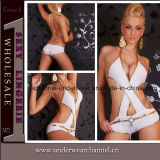 Wholesale Lady Halter Teddy Lingerie (TSW6148)