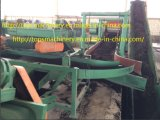 Double Rollers Tire Shredder