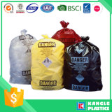 Factory Price Plastic Autoclavable Biohazard Waste Bags