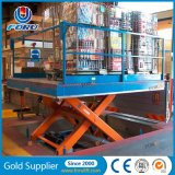 Custom Hydraulic Scissor Platform Table Cargo Scissor Lifter