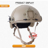 Nij Certified Fast Helmet Khaki Color