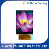 2.4 TFT resolution 320X240 high brightness with Resistance Touch panel