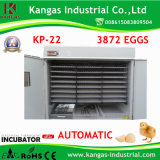 CE Proved Automatic Poultry Egg Incubator (KP-22)