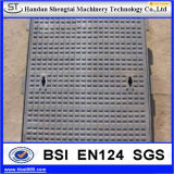 Heavy Resistant Waterproof Manhole Cover with Handles