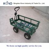 Wire Mesh Cart with New Structure Design