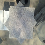 Chinese Cheap White Granite G603 Bullnose Edge Steps