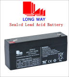 6V3.2ah Solar Tools Sealed Rechargeable Power Cell Battery