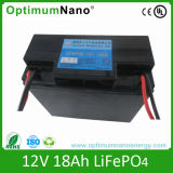 Deep Cycle LiFePO4 Battery 12V18ah for Golf Trolley