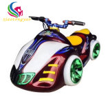 Factctory Price Lights Battery Kids Bumper Electric Kiddie Rides Toys Motorcycle Car Game Machines