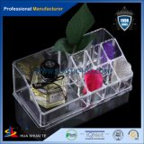 Wholesale Factory Custom Made Transparent Acrylic Makeup Beauty Box