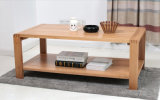 Solid Oak Wood Coffee Table Simple Coffee Table (M-X1016)