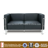 Modern Designer Le Corbusier Leather Leisure Sofa (LC2)