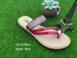 New and Fashion Shoes PVC Lady Slipper