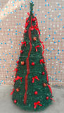 180cm Foldable Tree with Decorations