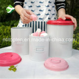Gradients 3 PCS Kitchen Storage Can