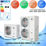 3kw 5kw 7kw 9kw Tankless Water Heat Pump Heater