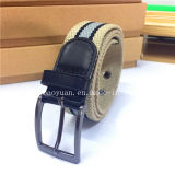 Vintage Personality Polyester Textile Belt Leather Accessories