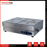 Stainless Steel Commercial Table Top Bain Marie Sb-4t