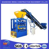 Hot Sale Affordable Small Automatic Qt4-24b Sand Stone Fly Ash Hollow Paving Solid Curstone AAC Cement Concrete Brick Block Making Machine with Factory Price