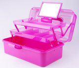 Hot Sale High Quality Cosmetic Case/Plastic Storage Box (Hsyy3103)