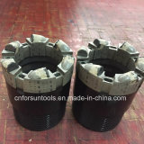 T6s 86 PCD Core Bit for Geotechnical Drilling