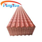 Decor Plastic Roof ASA PVC Raw Materials